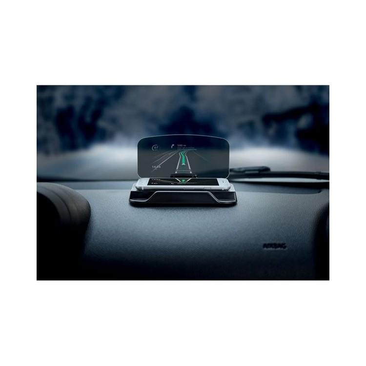 CAR HELPER - Chargeur sans fil pour voiture à prix grossiste - Accessoire auto à prix de gros