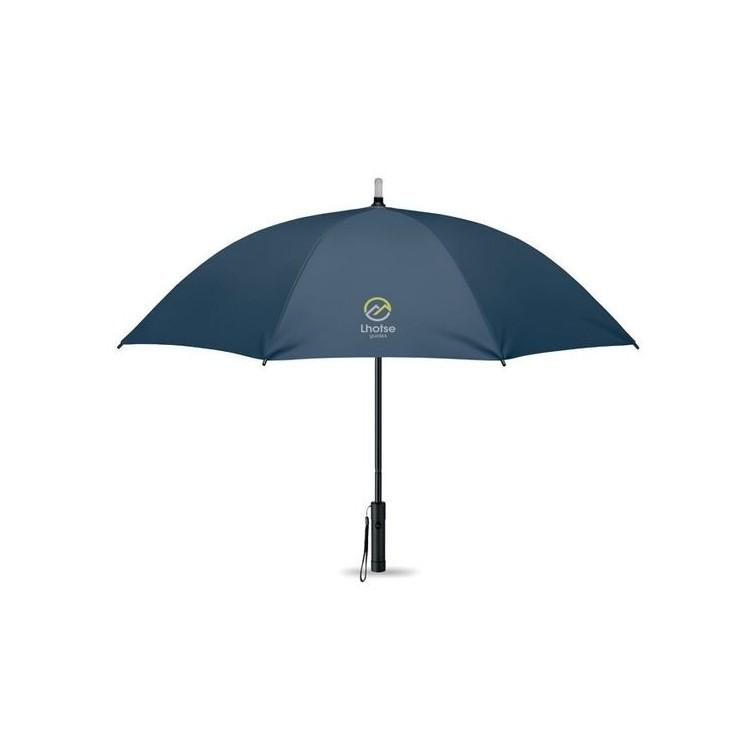 LIGHTBRELLA - Parapluie avec lampe torche à prix grossiste - Parapluie classique à prix de gros