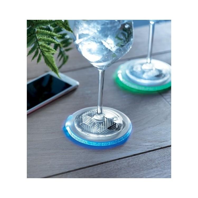 COASTER LIGHT - Sous verres lumineux à prix de gros - Dessous de verre/plat à prix grossiste