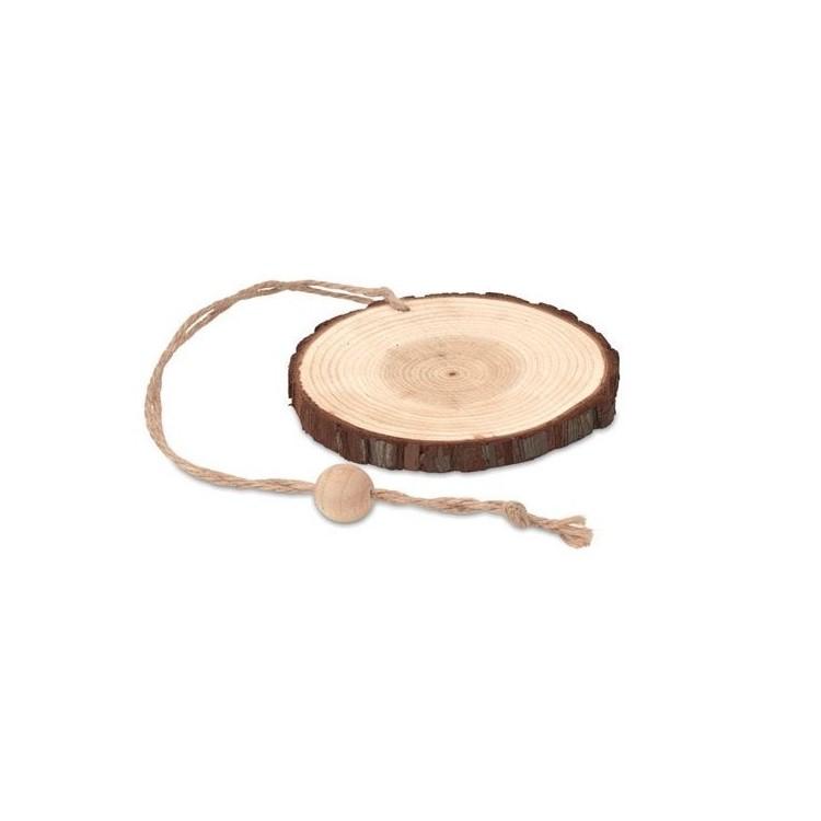 RINGWOOD - Décoration de Noël en bois - Produit naturel à prix grossiste