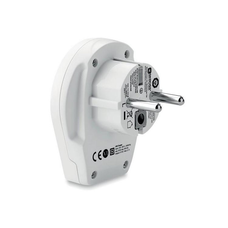 World to Europe USB - SKROSS - Adaptateur à prix de gros