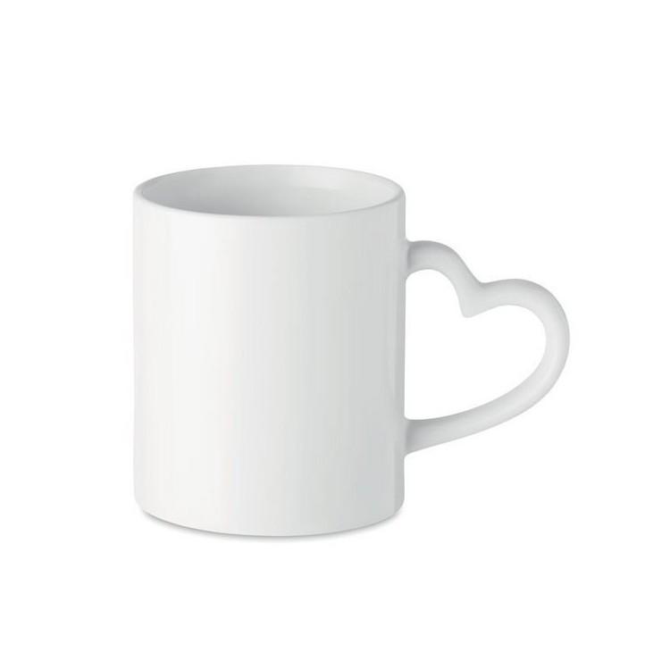 Mug céramique sublim.300ml. - SUBLIM WHITE - Mug à prix de gros