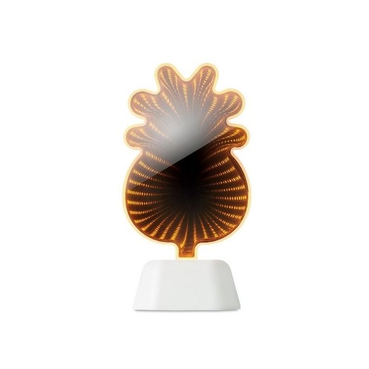 Miroir LED Ananas - ANANAS - Miroir à prix grossiste