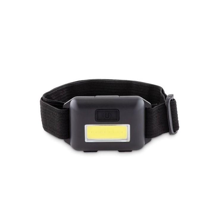 Lampe frontale COB. - MINI PRO à prix grossiste - Accessoire de randonnée à prix de gros