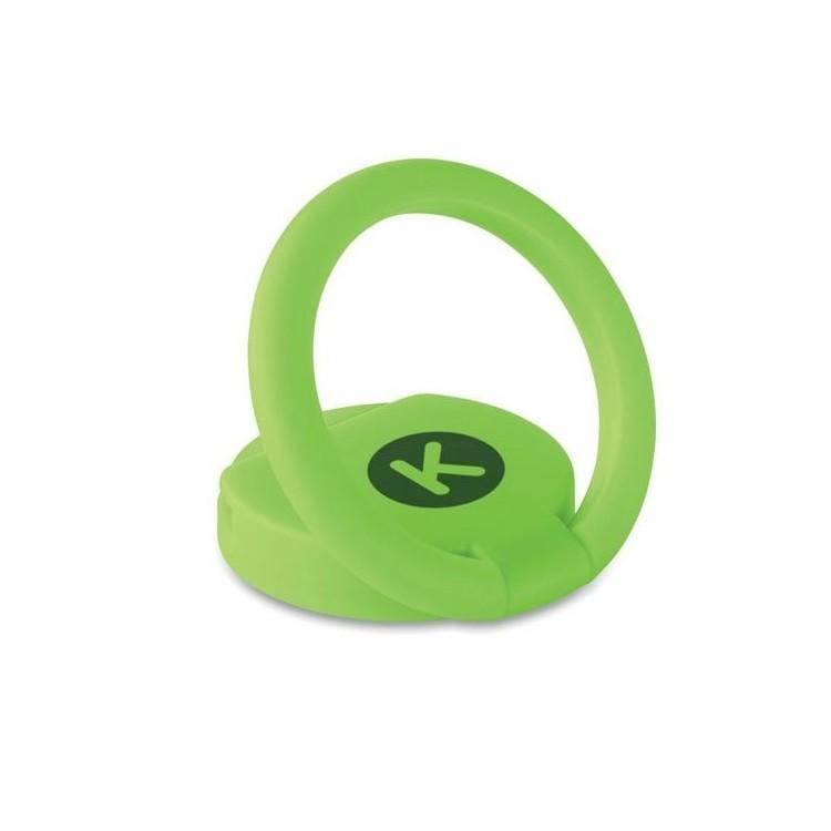 Porte téléphone avec jeton. - RING - Support téléphone à prix grossiste