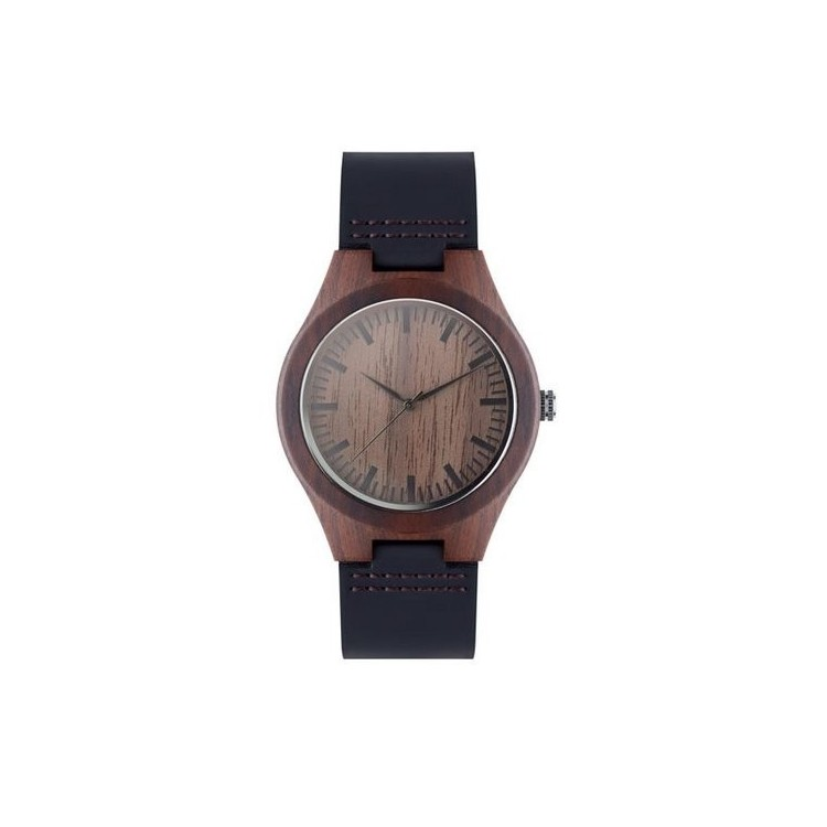 Leather watch - SION - Hygromètre à prix grossiste