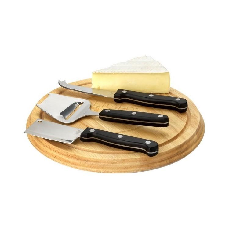Set à fromages 4 pièces - Kit Cuisine à prix de gros