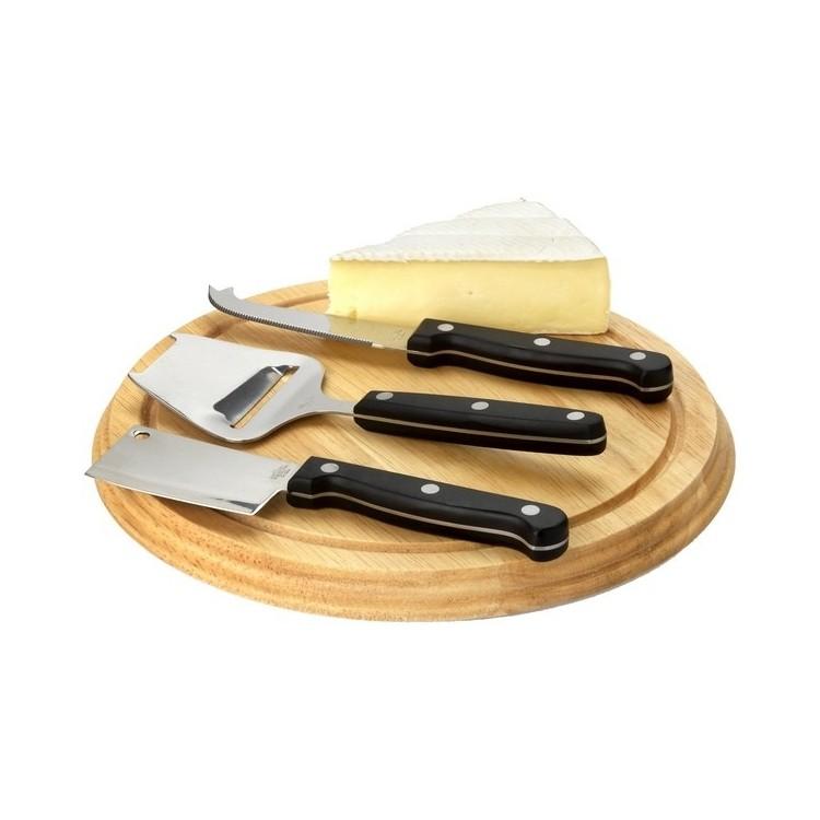Set à fromages 4 pièces - Plat à prix de gros