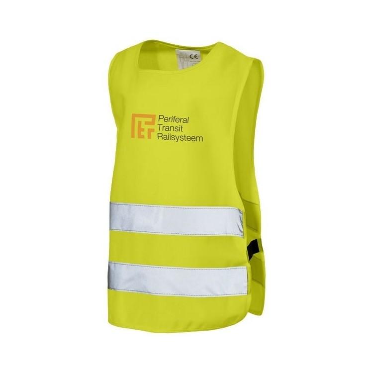 Gilet de sécurité enfant Little-ones - Vêtement de sécurité à prix de gros