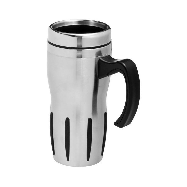 Mug isotherme Tech 330ml à prix de gros - Mug de voyage à prix grossiste