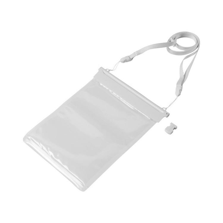 Étui étanche pour mini tablette avec pochette tactile Splash à prix grossiste - Sachet étanche à prix de gros
