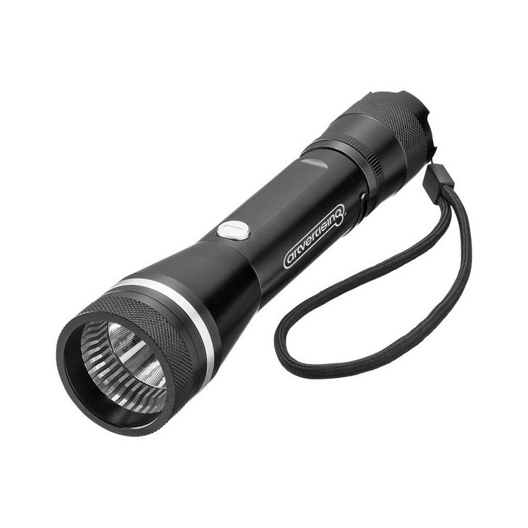 Lampe torche technique 3W Polaris à prix de gros - Lampe torche à prix grossiste