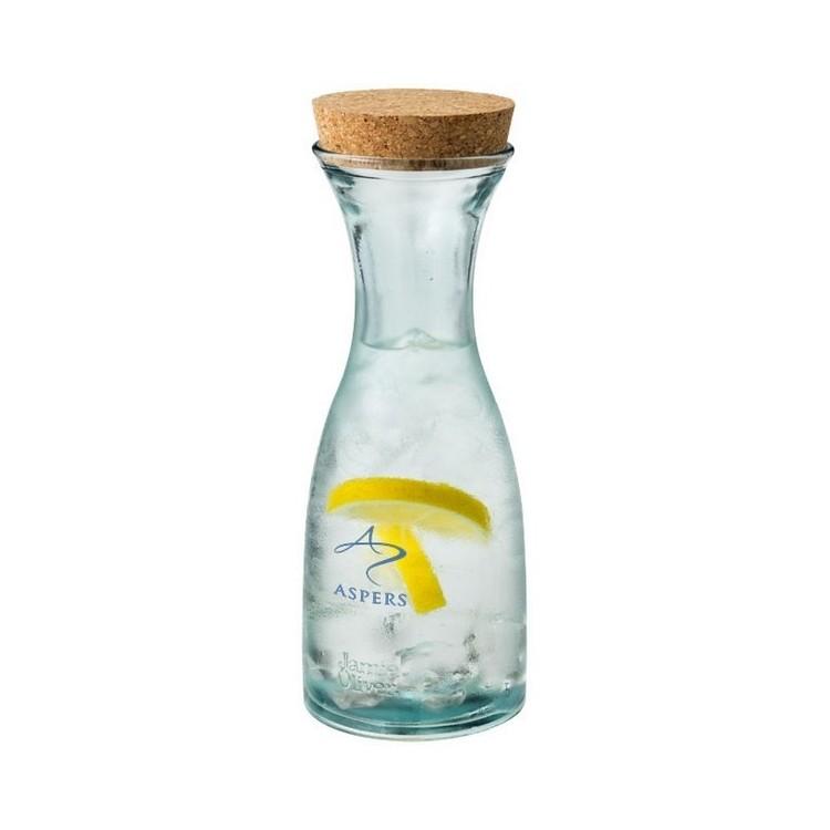 Carafe Zest en verre recyclé - Produit recyclé à prix grossiste