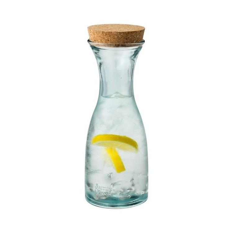 Carafe Zest en verre recyclé - Pichet à prix grossiste