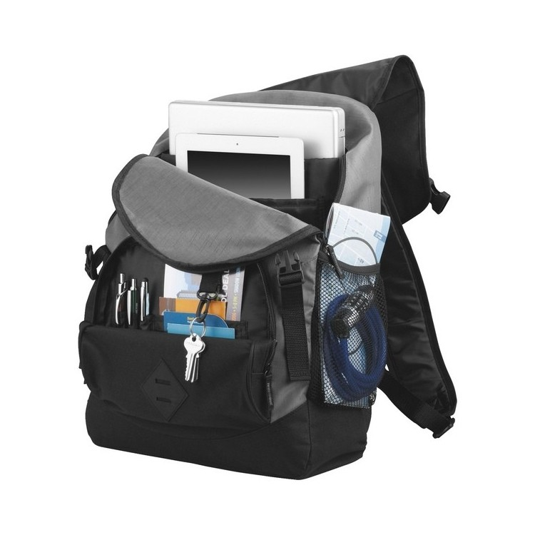 Sac à dos pour ordinateur portable 17 Wellington à prix grossiste - Sac à prix de gros