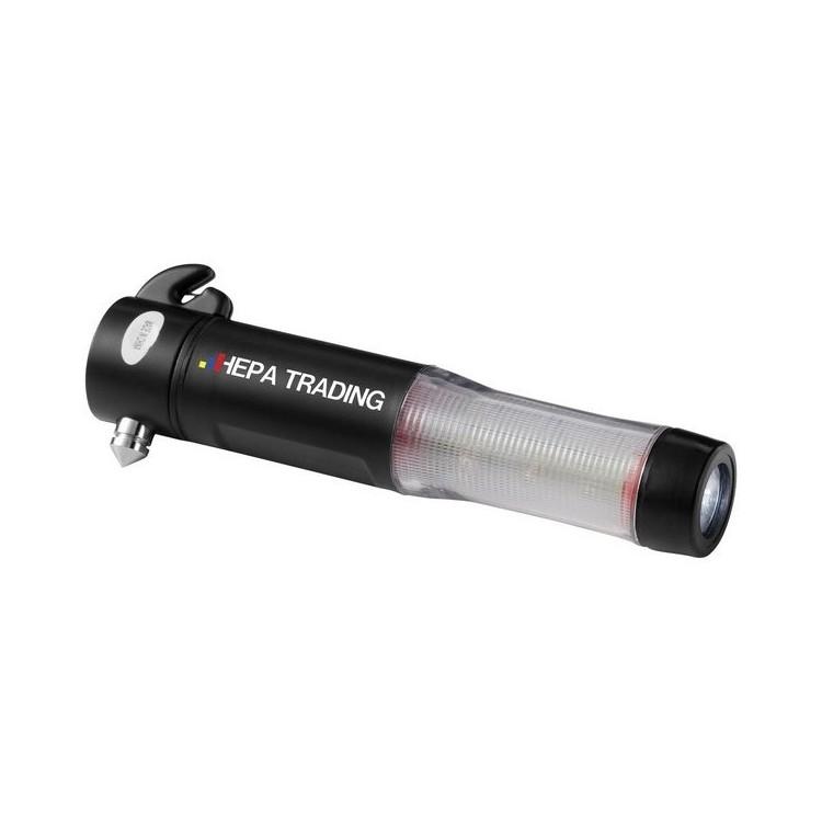 Torche LED multifonction de secours pour voiture Tron - Accessoire auto à prix de gros