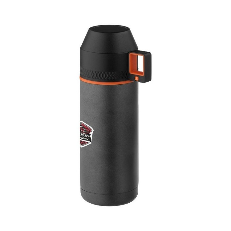 Flasque isotherme Nakiska 600ml à prix grossiste - Bouteille isotherme à prix de gros