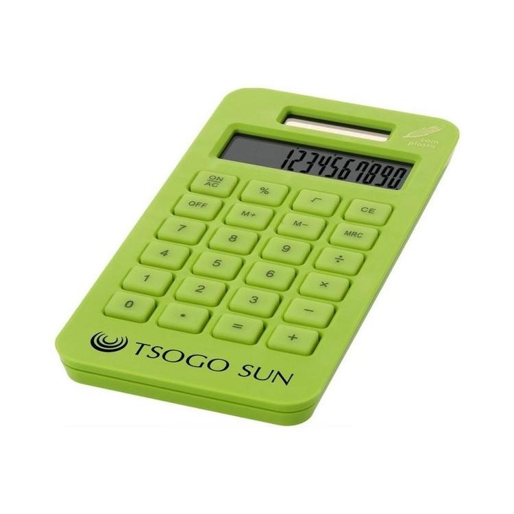 Calculatrice de poche Summa à prix grossiste - Produit à énergie solaire à prix de gros