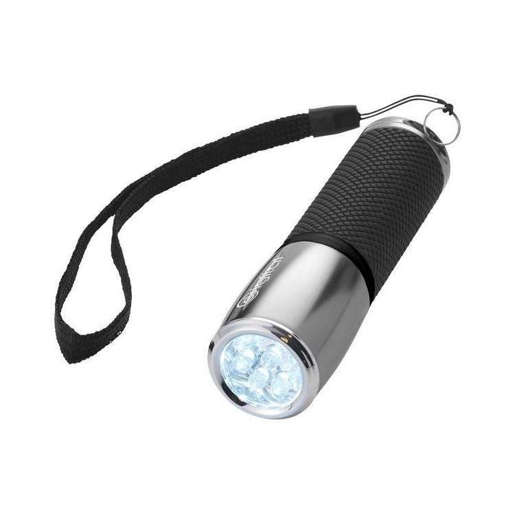 Torche 9 LED Hank - Lampe torche à prix de gros