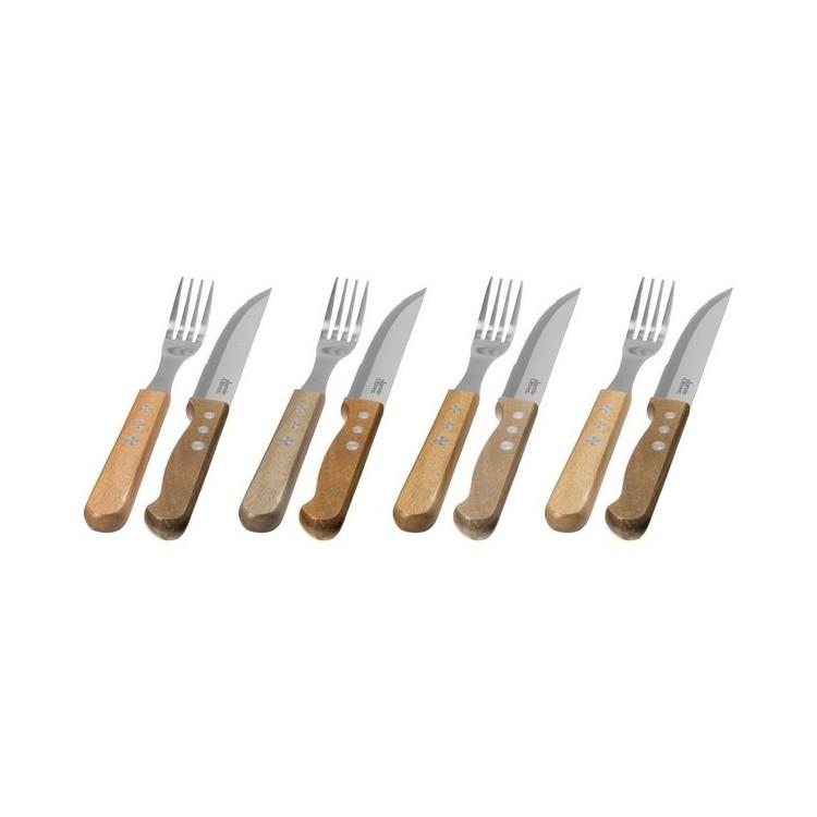Ensemble de 8 couteaux Jumbo - Couteau de cuisine à prix de gros