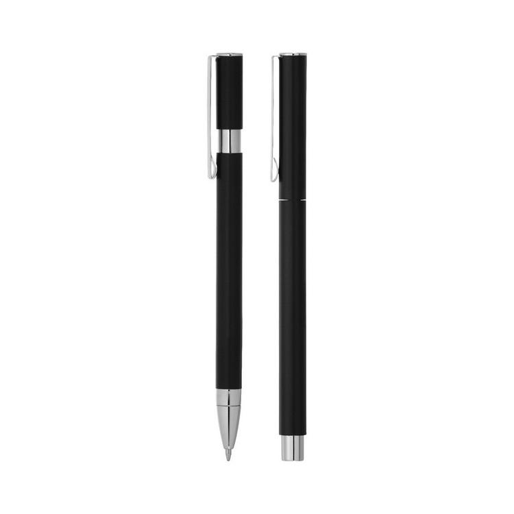 Parure de stylos bille Oval - Parure de stylos à prix de gros