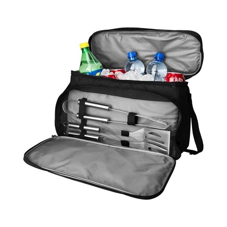 Set de barbecue 3-pièces avec sac isotherme Dox à prix grossiste - Accessoire pour barbecue à prix de gros