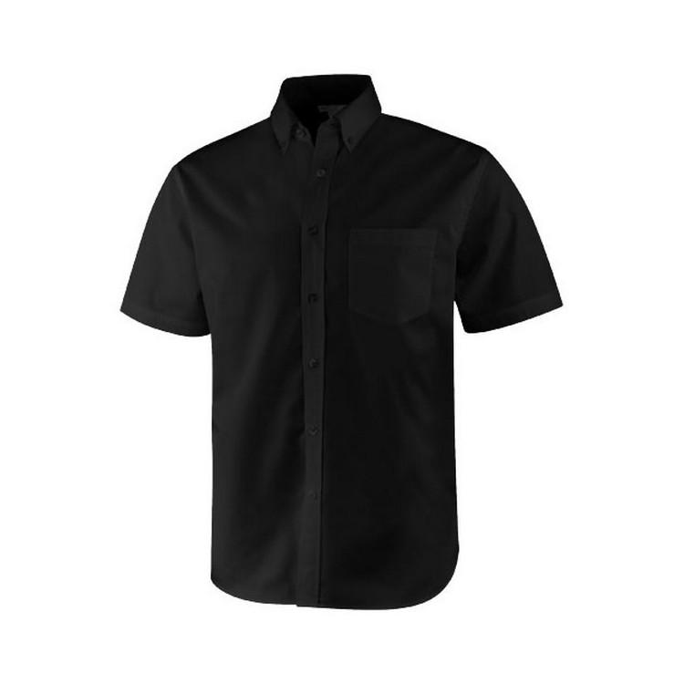 Chemise manches courtes Stirling à prix de gros - Chemisette homme à prix grossiste