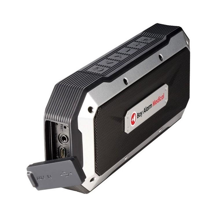 Haut-parleur étanche Bluetooth® Boulder - Enceinte à prix grossiste