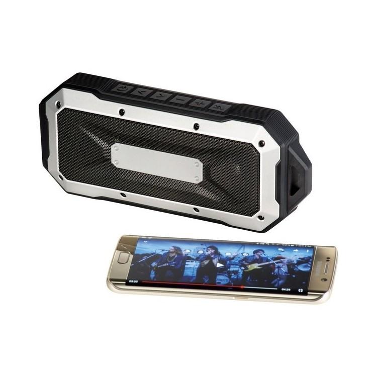 Haut-parleur étanche Bluetooth® Boulder - Radio de douche à prix grossiste