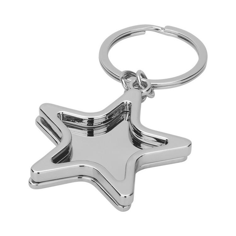 Porte-clés Star à prix de gros - Porte-clés à prix grossiste