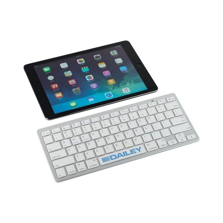 Clavier Bluetooth Traveler à prix de gros - Accessoire pour tablettes à prix grossiste
