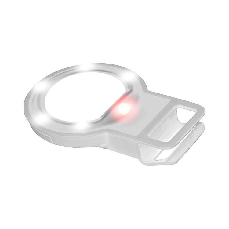 Miroir et lampe LED pour smartphone Reflekt - Pince mémo à prix grossiste