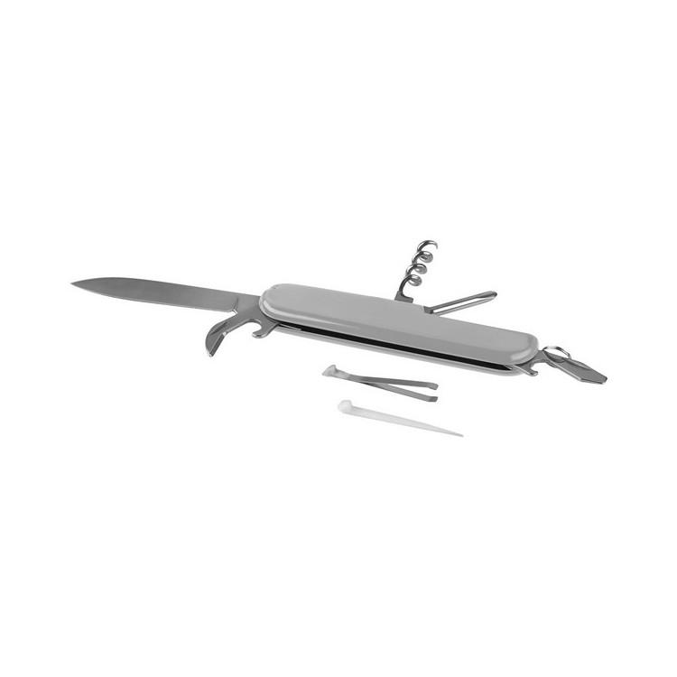 Couteau de poche 9 fonctions avec porte-clés Emmy à prix de gros - Outils divers à prix grossiste