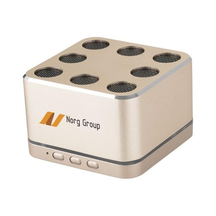 Haut-parleur Bluetooth® Morley 3W à prix de gros - Accessoire pour tablettes à prix grossiste
