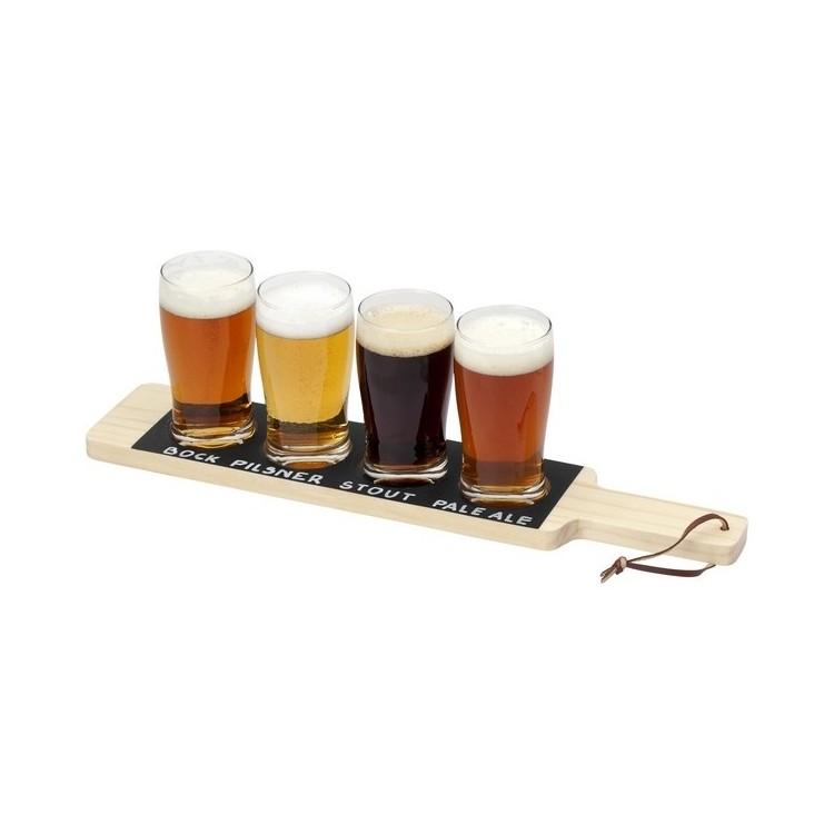 Plateau de service pour boissons Cheers - Plateau à prix de gros