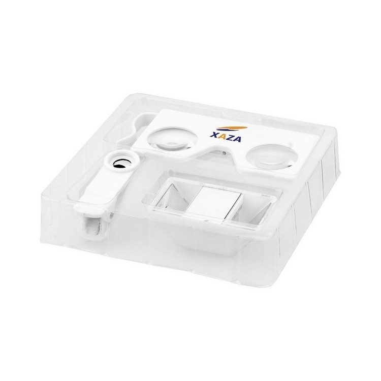 Lunettes Réalité Virtuelle avec kit lentilles 3D - Casque VR à prix grossiste