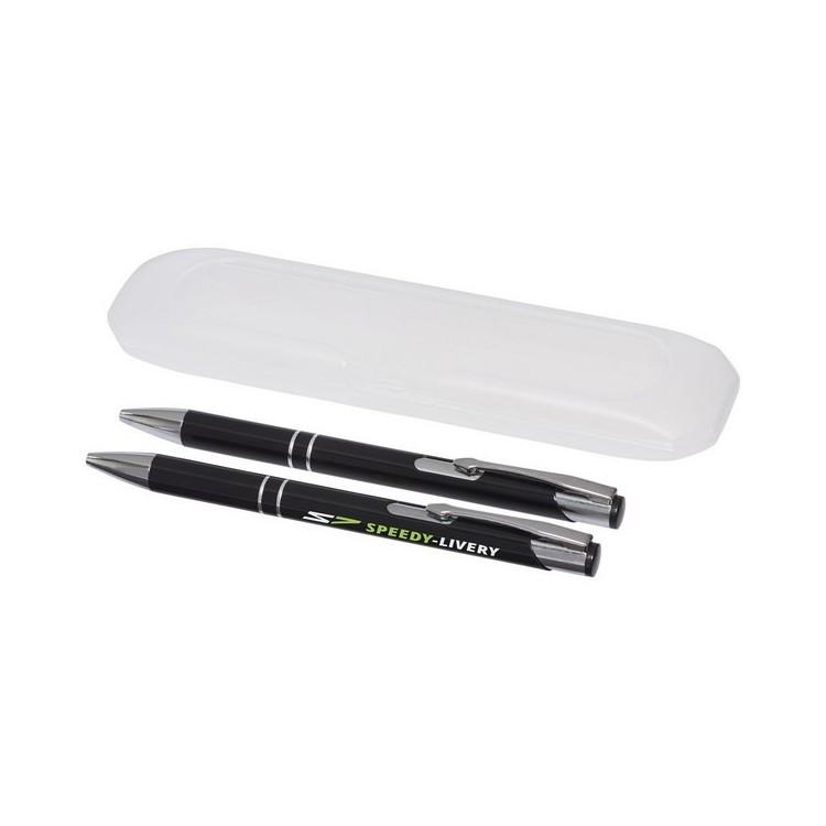 Parure Belfast à prix de gros - Parure de stylos à prix grossiste