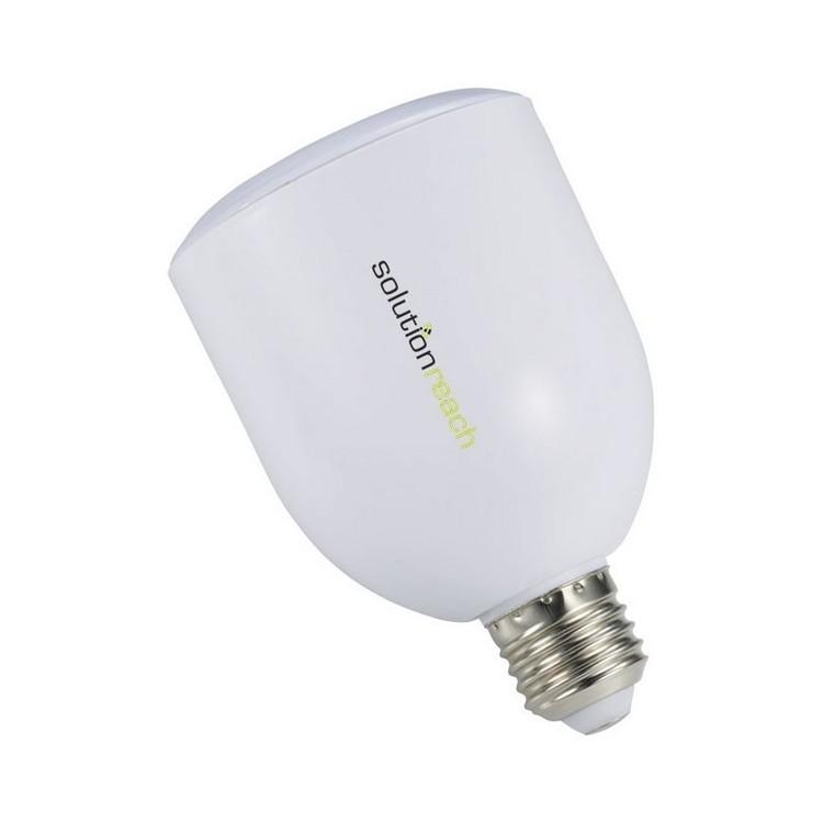 Ampoule LED à haut-parleur Bluetooth Zeus 3W - Accessoire pour tablettes à prix grossiste