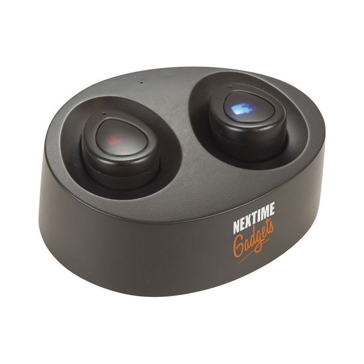 Écouteurs sans fil avec boîtier-chargeur Bluetooth® TrueWireless à prix de gros - Accessoire pour tablettes à prix grossiste