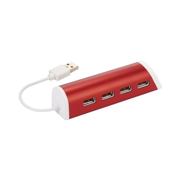 Support téléphone et hub 4 ports Power - Accessoire du quotidien à prix de gros