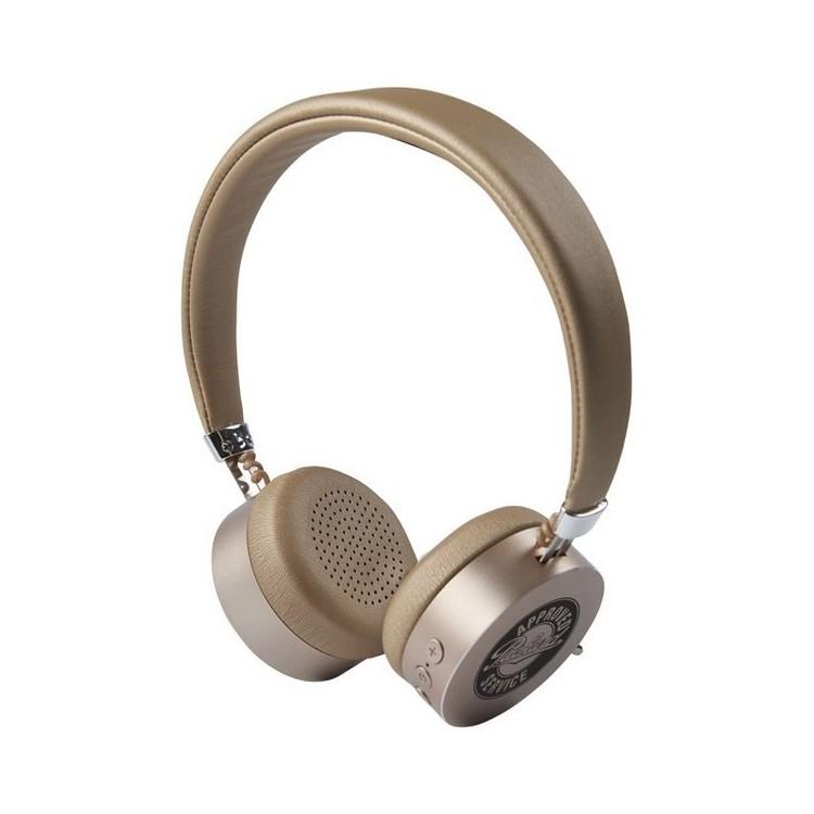 Casque Bluetooth aluminium Millenial - Bluetooth à prix de gros