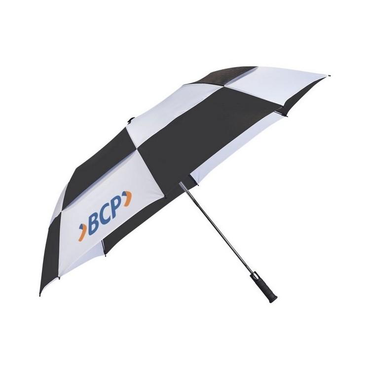 Parapluie pliable et aéré à ouverture automatique 30 Norwich à prix de gros - Parapluie classique à prix grossiste