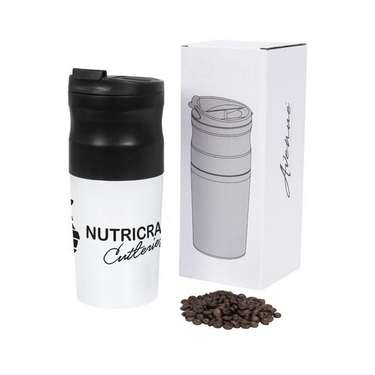 Cafetière électrique portable tout-en-un à infusion 420ml - Cafetière à prix grossiste