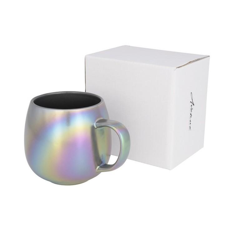 Mug irisé Glitz 420ml - Mug à prix de gros