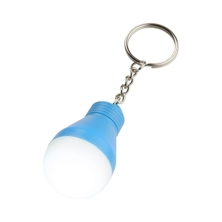 Lampe LED en porte-clés Aquila à prix de gros - Porte-clés lumineux à prix grossiste