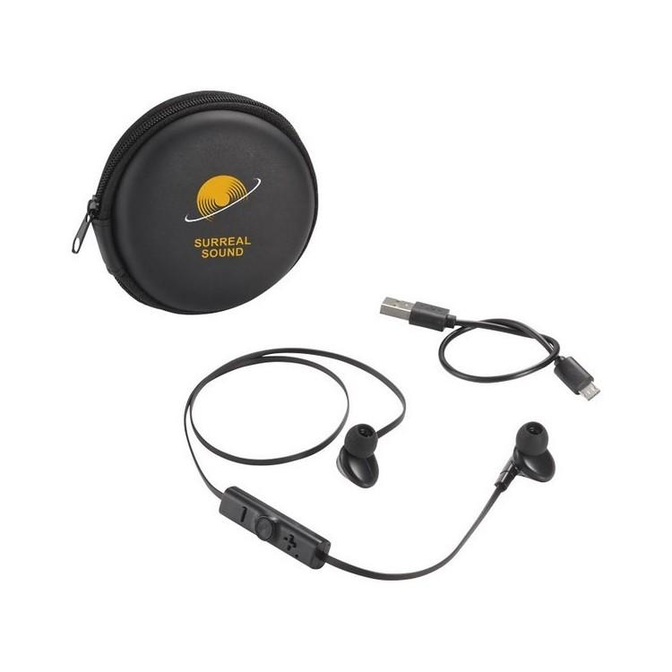 Écouteurs Bluetooth avec étui Sonic à prix grossiste - Bluetooth à prix de gros