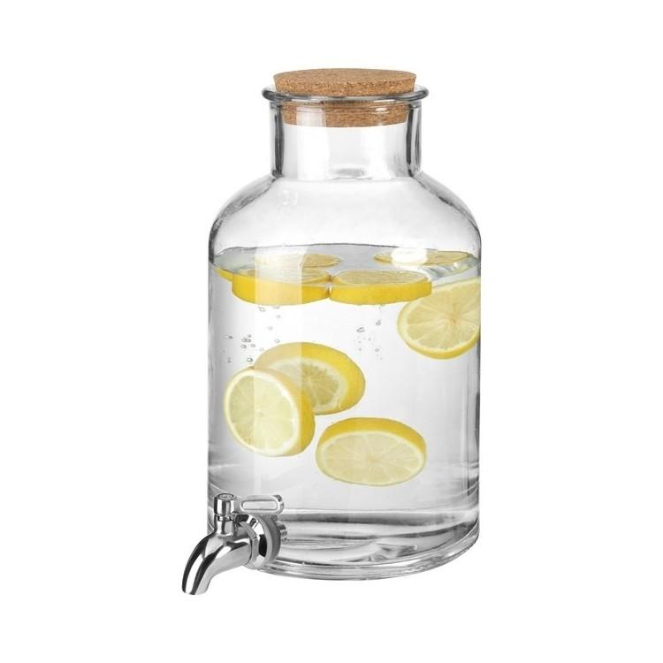Distributeur à boisson de 5 litres Luton - Carafe à prix de gros