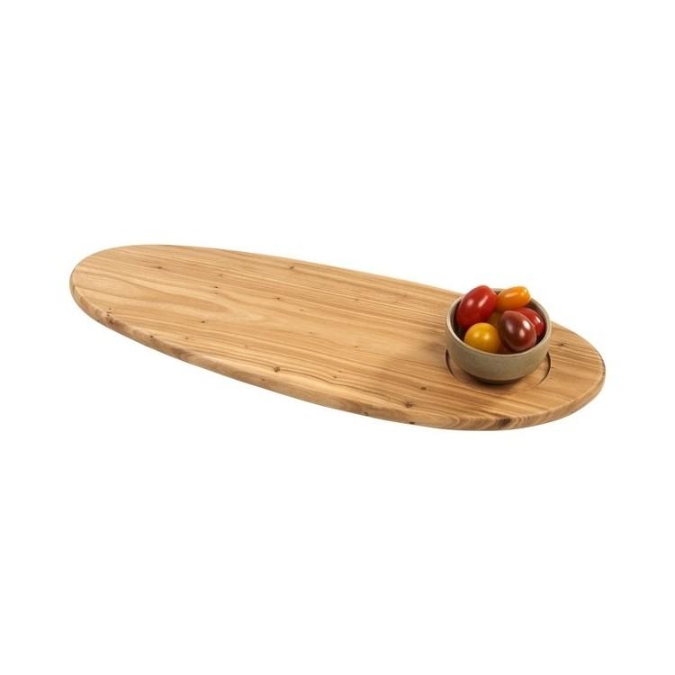 Planche à servir pour bruschetta Bolton - Produits en bois à prix de gros