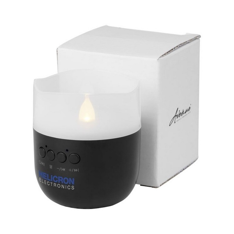 Haut-parleur Bluetooth® Candle Light - Lampe LED à prix de gros