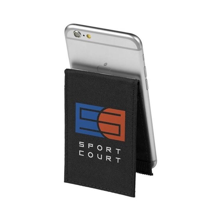 Porte-cartes téléphonique RFID avec porte-téléphone Pose - Support téléphone à prix grossiste